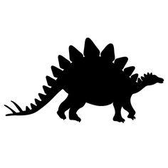 silhouette dinosaure - Recherche Google