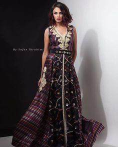 Other beautiful kaftan from my new collection😍😍 #style #fashion #glamour #unique #kaftan by me #hautecouture #handmade #swarovski #morocco #dubai #mydubai #lifestyle #qatar #doha #bahrain #kuwait #abudhabi #emirates #ksa #riyadh ##فاشن #المغرب #الخليج #السعودية #الامارات #دبي #fashionista #blogger @jadrifari @ibtissam.ittouchane @madihachabrakhitmakeupartist @safaeibrahimidesign