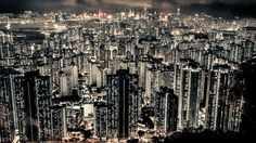 Dystopian City by Scott Man