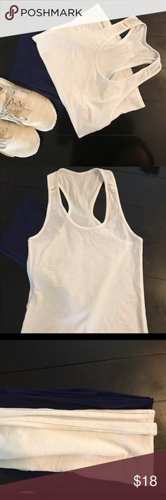 Lululemon Superb Top Like new, only worn twice. Cute and versatile. Size 4. lululemon athletica Tops
