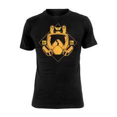 Breaking Bad - Camiseta Radioactive - Negro #regalo #arte #geek #camiseta