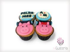 Celebra esos momentos especiales con los #cupcakes personalizados de La Gustería. Informes y pedidos: lagusteriaperu@gmail.com