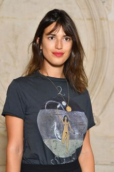 Jeanne Damas Photos - Jeanne Damas attends the Christian Dior show as part of the Paris Fashion Week Womenswear Spring/Summer 2018 on September 26, 2017 in Paris, France. - Christian Dior: Photocall - Paris Fashion Week Womenswear Spring/Summer 2018