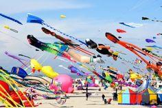 © Ville de Berck, festival des cerf-volants