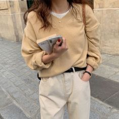 Stylish Outfits, Cool Outfits, Fashion Outfits, White Outfits, Elegantes Outfit, Parisian Chic, Wardrobe Basics, Casual Chic Style, Western Outfits