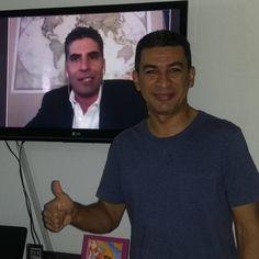 En seminario on-Line de CIMA con Adrián Rodriguez llamado. De la Pobreza a la Grandeza.
