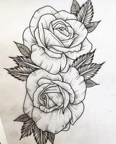 Resultado de imagen para roses tattoo
