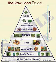 # 4 Best Weight Loss Diets RAW FOOD DIET