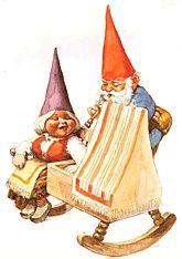 rien poortvliet | Rien Poortvliet | Faeries, Gnomes, Enchanted & Imaginary Places