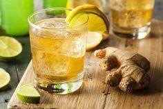 batido de limon jengibre y ajo - Salud Eficaz