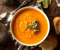 Pumpkin and Red Lentil Soup Recipe   BeachbodyBlog.com