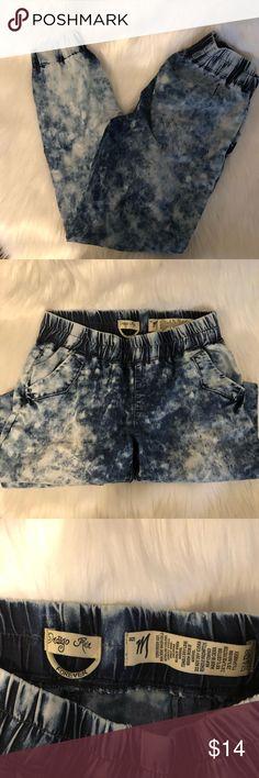 Billabong CONNOLLY Indigo Orange White Plaid 100/% Cotton Junior/'s Bermuda Shorts