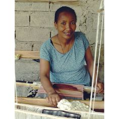 Mulu is 35 years old and the mother of two children, ages 17 and 18. Prior to becoming a craftsman, she was a housewife who took care of her children. Now that she is a craftsman, Mulu is able to support herself and earn a steady income.