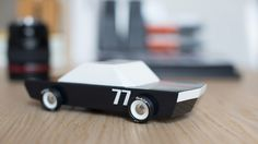 Awesome Wood Toys - Carbon 77.  By Candylab Toys (available on Kickstarter through Sep 15)
