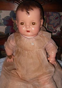 Effanbee Sugar Baby Original Composition Doll