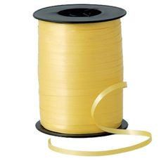 Balloon Ribbon At the London Balloon Shop, we sell balloon curling ribbon in a variety of colours. Balloons Online, Balloon Ribbon, Balloon Shop, Sunshine, Colours, Yellow, Shopping, Gold