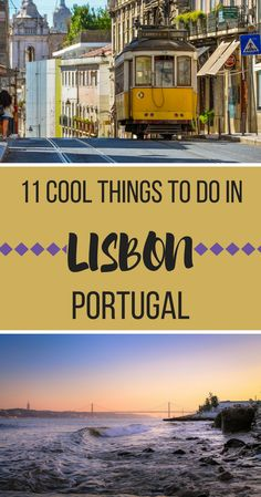 Going to Lisbon, Portugal, this spring? Check out these 11 fantastic and totally hassle free things to do in Lisbon and my Lisbon guide with a bunch of great Lisbon travel tips | #lisbon #lisbontravel via @clautavani