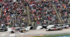 AAA500 Texas steht an. Unsere vorschau ThreeWide.de | Der NASCAR-Stammtisch