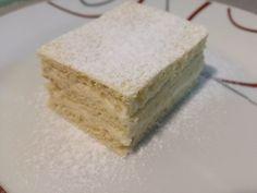 Vanilla Cake, Feta, Food And Drink, Cheese