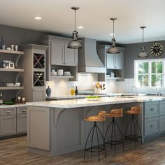 Savvy Southern Style Kitchen Cabinets Tutorial  Kraftmaid Classy Kitchen Cabinet Packages Design Inspiration