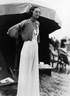 1920's casual wear