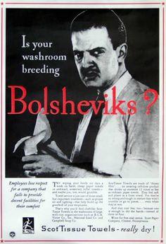 Propaganda Poster