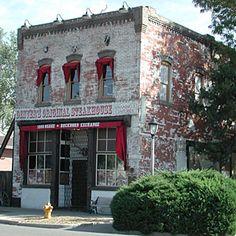 Buckhorn Exchange restaurant - Denver, CO