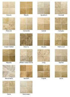 Flooring Travertine Floor Tiles | ... overall coloration of travertine flooring or other travertine surface