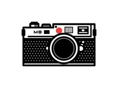 Dribbble - Leica by Ryan Harrison