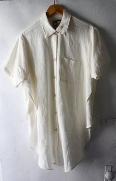 69 - Long Front Shirt