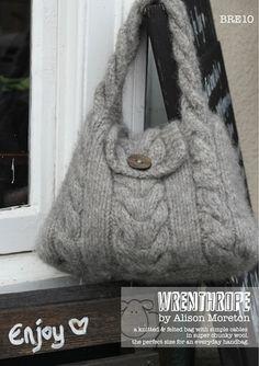 Knitted back kit