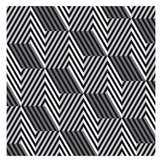 new tessellation black and white