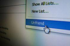 Unfriending Facebook friends can be considered bullying in Australia - https://www.aivanet.com/2015/09/unfriending-facebook-friends-can-be-considered-bullying-in-australia/