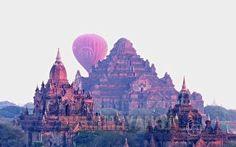Cidade com cerca de três mil templos é uma das maravilhas do mundo religioso