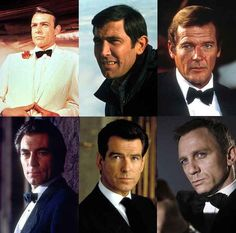 """""""James Bond"""" is actually a code-name: 