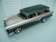 57 Ford Del Rio Wagon