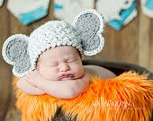 Crochet Gifts and Photography Props for Little Ones