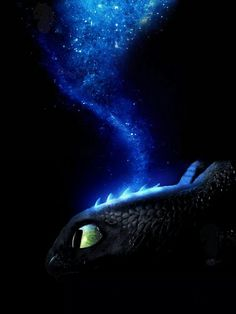 Toothless a badass toothless Toothless And Stitch, Toothless Dragon, Hiccup And Toothless, Httyd Dragons, Dreamworks Dragons, Cute Dragons, Croque Mou, Night Fury Dragon, Dragon Rider