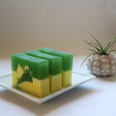 Banana+Kiwi+Shea+Butter+Soap+Bar+Vegan+by+AndersonSoapCompany,+$5.00