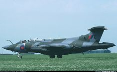 Hawker Siddeley Buccaneer S2A aircraft picture
