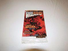 Wizard RARE comic book magazine Guide comics Ripclaw Poster card Batman 1994 40