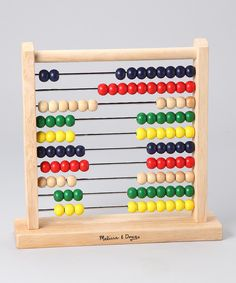 Take a look at this Abacus on zulily today!