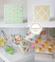 Geometric Delights » Eat Drink Chic