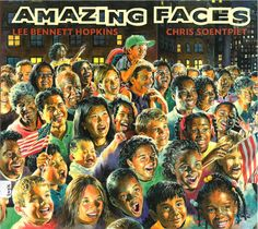 Amazing Faces - amazing poems | The LogonautsGreat poetry book featuring a diverse range of voices from across the US.