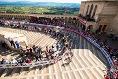 95th Giro d'Italia 2012 - Assisi