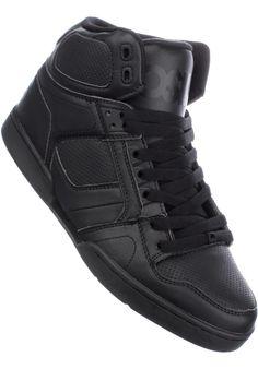 Osiris NYC-83, black #ShoeMen #MenClothing #titus #titusskateshop