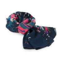 The Official UK Kipling Online Store Camou Collection WOVEN WINTER SCARF