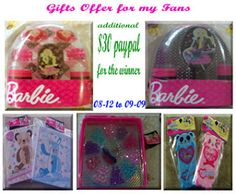 Cute Little Stuff Giveaway | Tianna's Coupon Cafe