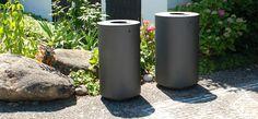 Abfallbehälter Serie 720, Stadtmobiliar, public design, Abfallbehälter, Ascher, Waste receptacles & ashtrays