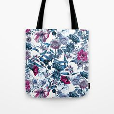 Check out society6curated.com for more! @society6 #floral #flowers #pattern #tote #totebag #bags #fashion #style #men #women #buy #shop #shopping #sale #gift #idea #cute #nice #unique #fun #gift #idea #cool #beauty #beautiful #pretty #red #pink #white #green